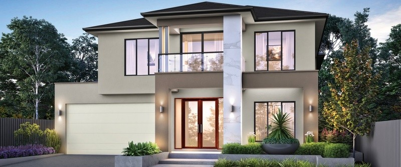 Double storey Bassetts 46 - Plato House by Singh Homes