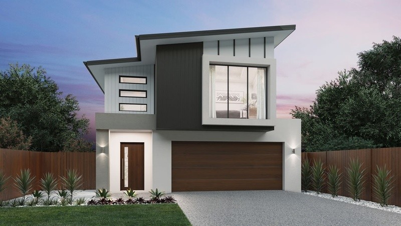 Double storey Aspen 219 House design