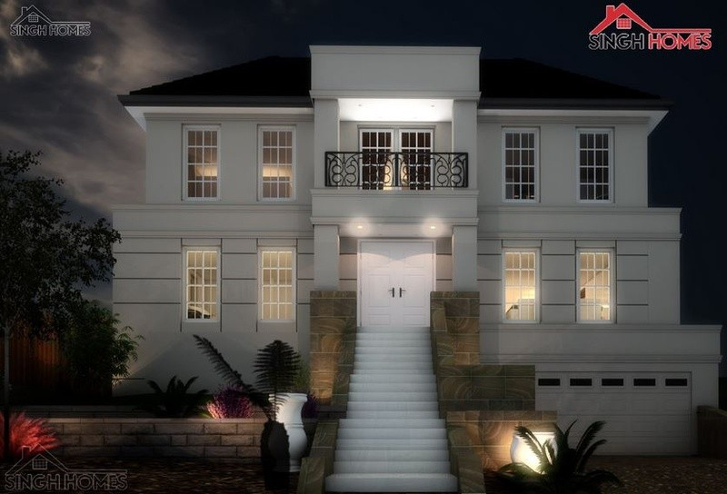 Singh Homes home design