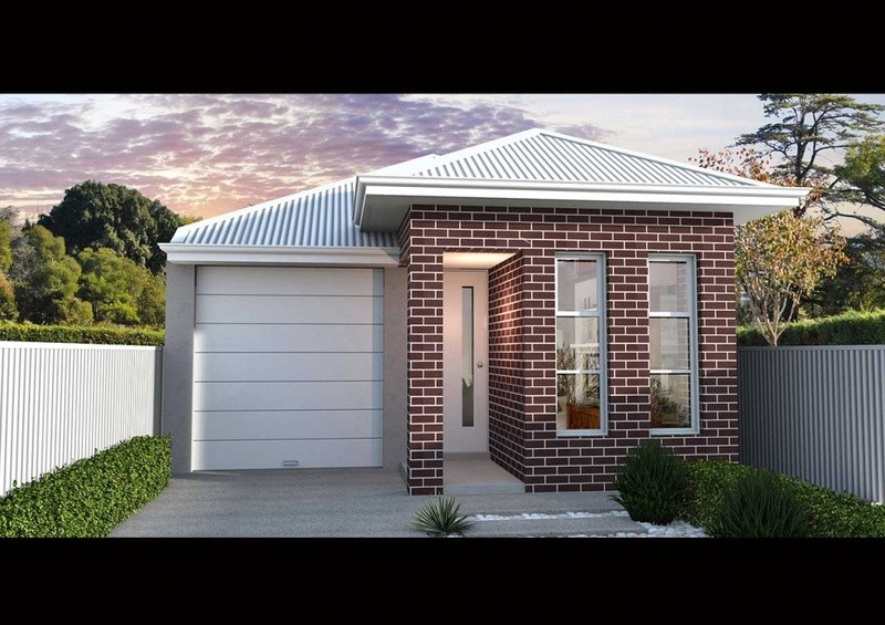 Single storey NL 160 House by Affordable Family Homes SA