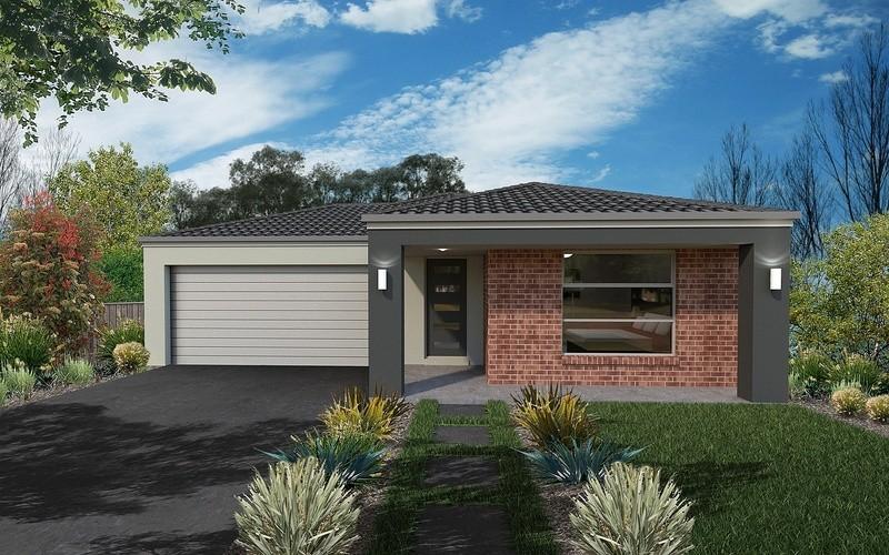 Single storey Aspire 26 House by U Homes