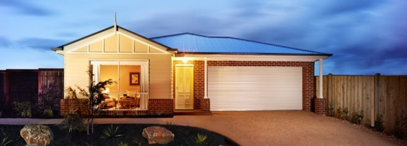 Single storey Clovelly 225 House by Fairhaven Homes