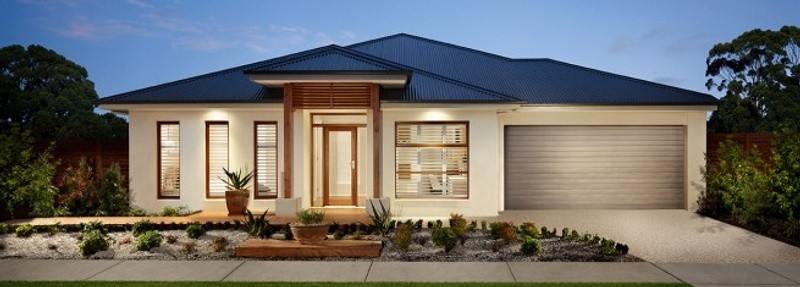 Single storey Whistler 324 House by Fairhaven Homes