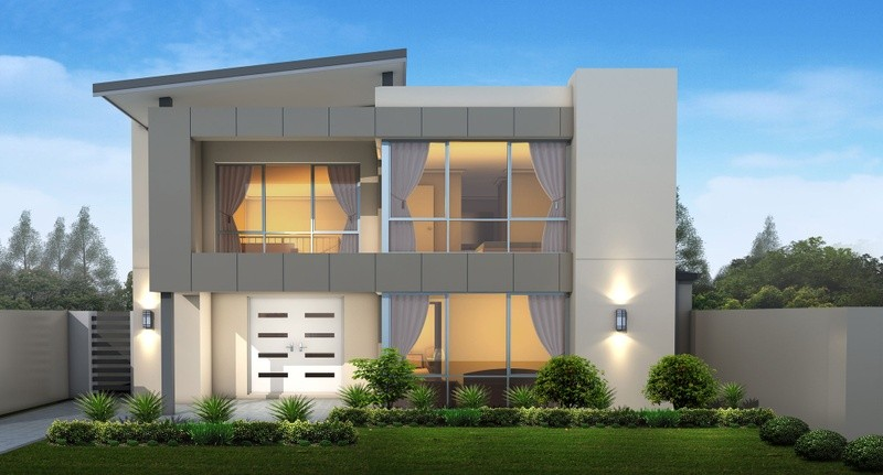 Double storey Alto Series 2 House by Great Living Homes