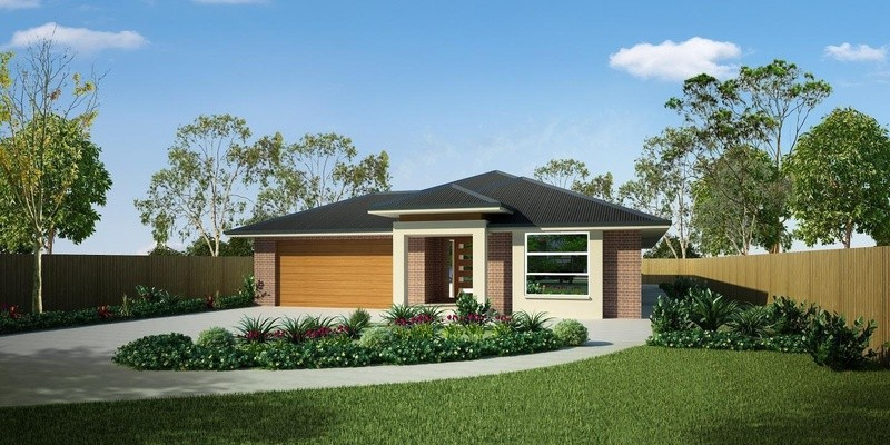 Single storey Contemporary House by Cavalier Homes