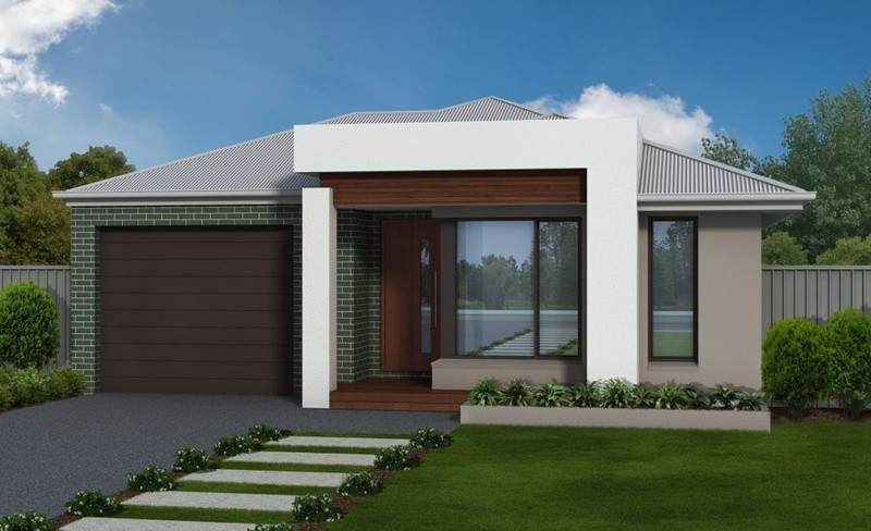 Single storey Belinda House by Cavalier Homes