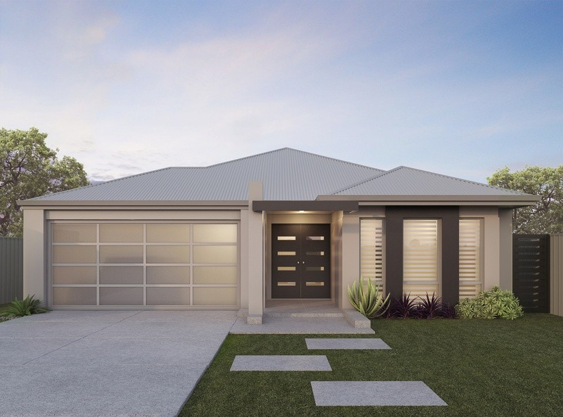 Single storey Rosanna House by Great Living Homes