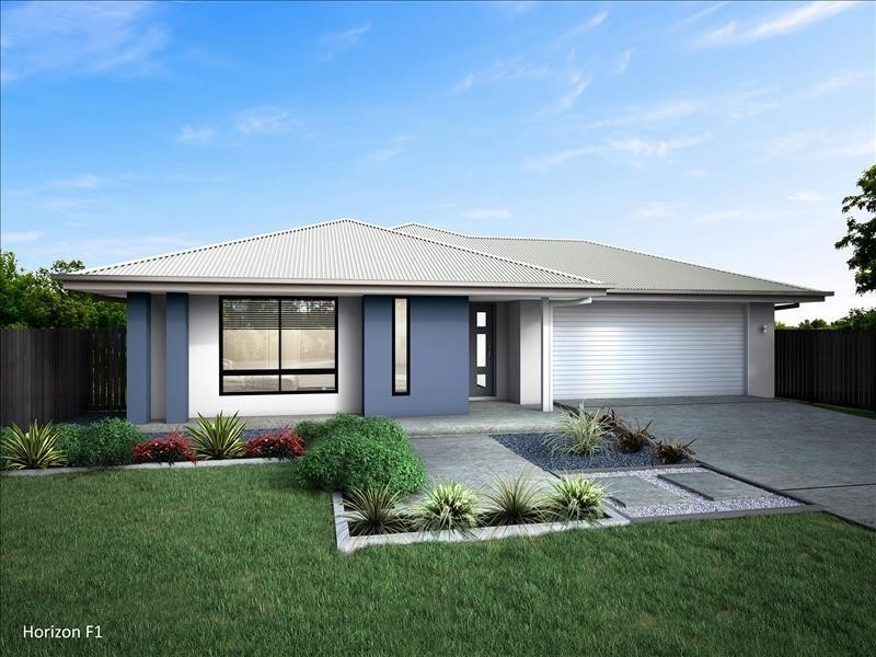 Single storey Horizon 280 - F1 House by Integrity New Homes