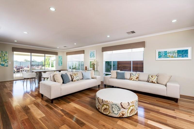Single storey Dream Lorenza  House by DreamStart Homes