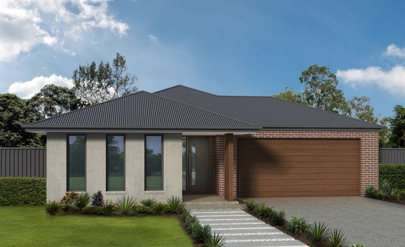 Single storey Adelaide House by Cavalier Homes