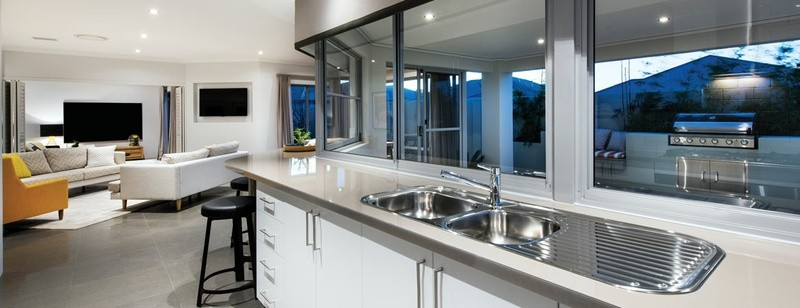 Single storey The Bodiam House by Complete Homes