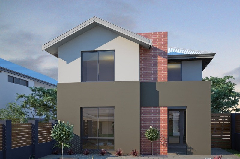 Double storey THE BROOKLAND House by Renowned