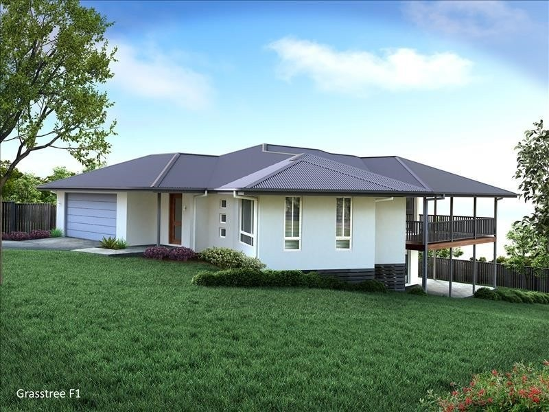 Single storey Grasstree 265 - F1 House by Integrity New Homes