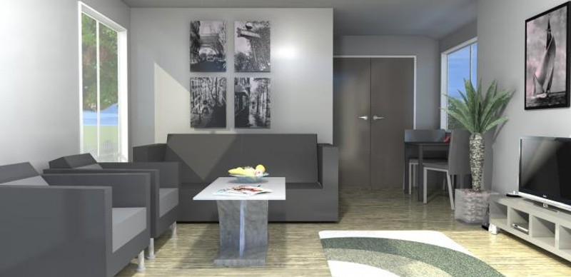 1 beds, 1 baths, 0 cars, 4.80 square facade