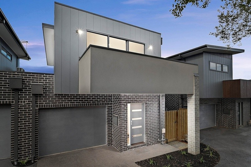 Double storey Lomond Av, Kilsyth - 4 Townhouse Project Dual Occupancy by KGN Homes