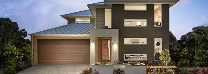 Double storey Newport 361 House by Fairhaven Homes