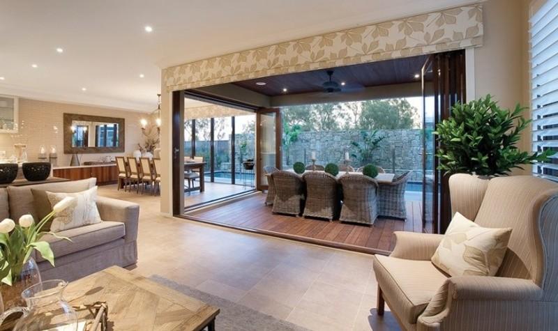 Double storey The Sandarah House by Aspire Designer Homes