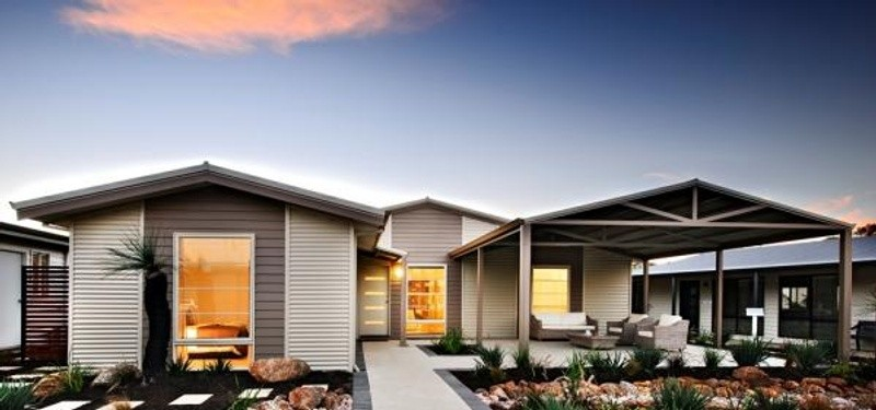 Single storey northwest pilbara House by TR Homes