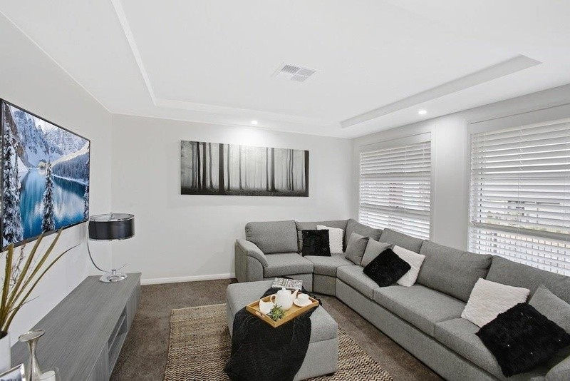 Main photo of Gibson home design by Austec Homes