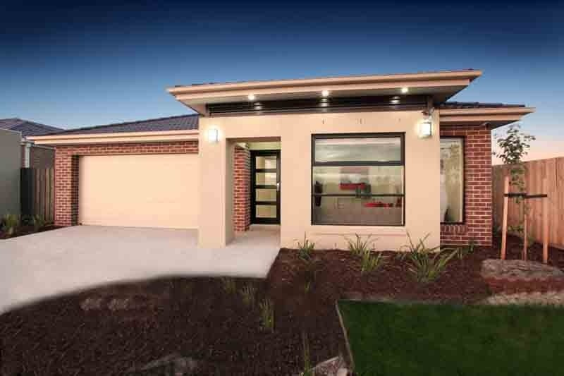 Single storey Mernda 220 House by Mimosa Homes