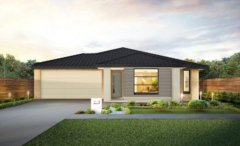 Single storey Parkville House design