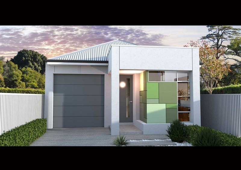 Single storey NL 130 House by Affordable Family Homes SA