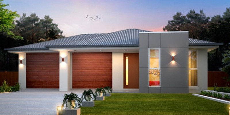 3 beds, 2 baths, 2 cars, 26.65 square facade