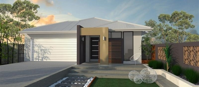 Single storey Quintell 185 House by Jazz Homes