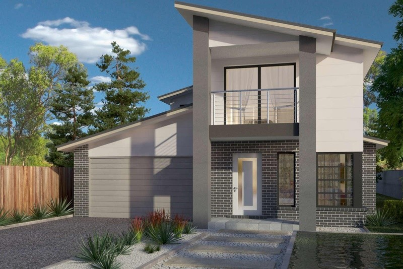 5 beds, 3 baths, 2 cars, 39.87 square facade