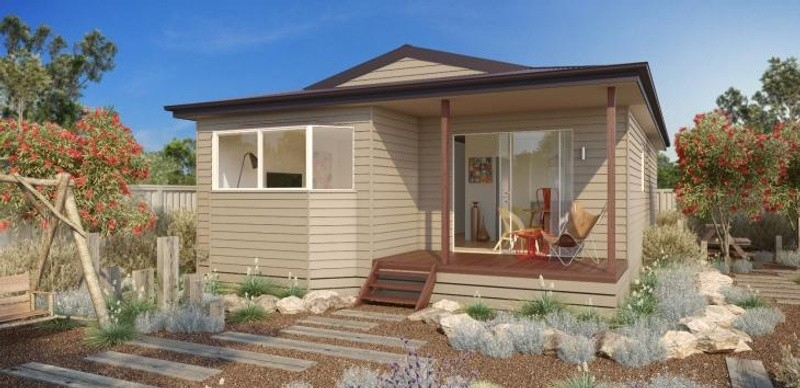 Single storey The Serenity  by Todd Devine Homes