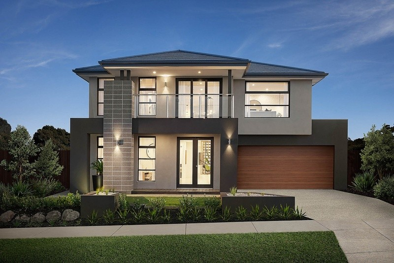 Double storey Astoria Grand House by Carlisle Homes