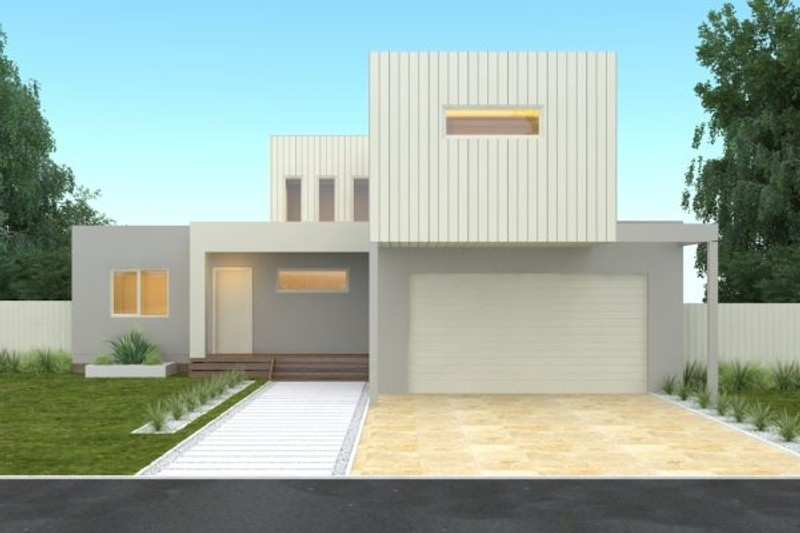 3 beds, 2.5 baths, 2 cars, 24.97 square facade