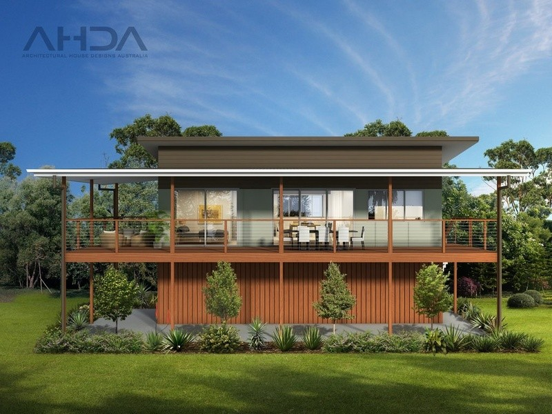 Single storey Traditional  by Architectural House Designs Australia