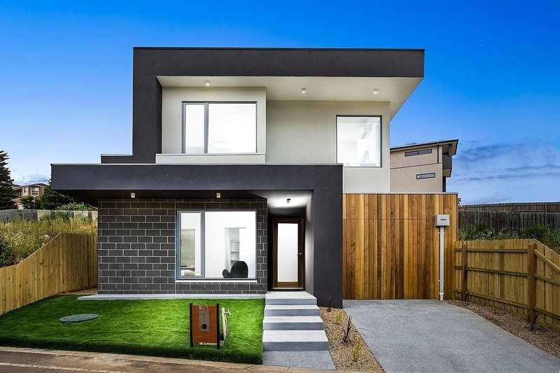 Double storey Current project - Avondale Heights House by De Bono Style Homes