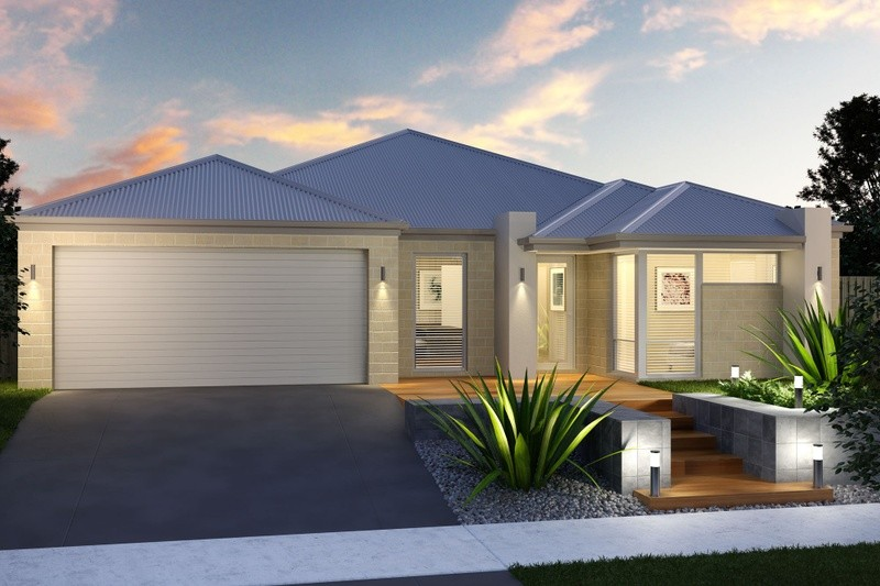 Single storey The Bremer House by Smooth Start