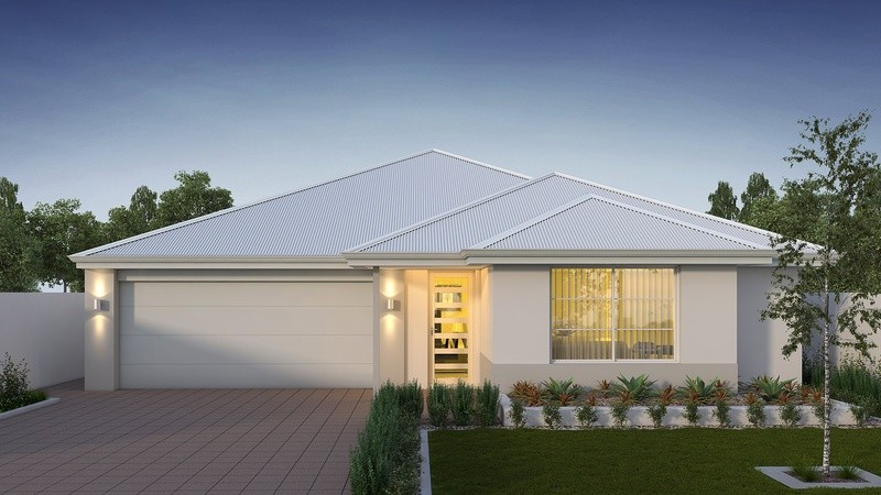 Single storey Contemporary House by First Domain