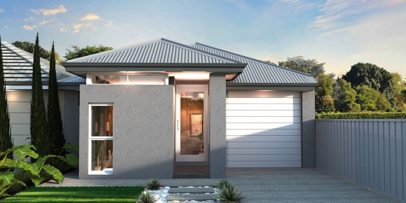 Single storey RF 160 House by Affordable Family Homes SA