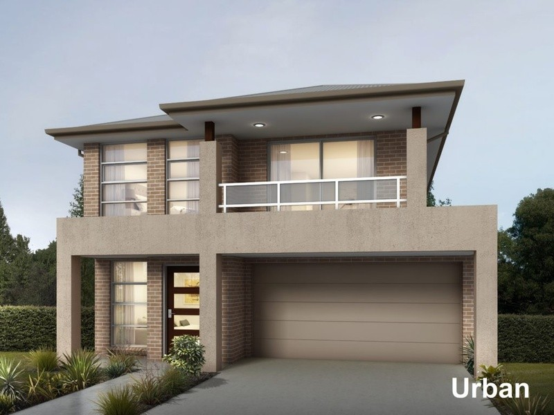 Double storey Contemporary House by Austec Homes