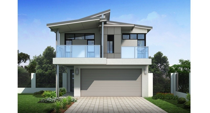 Double storey Modern Granny Flat by Great Living Homes