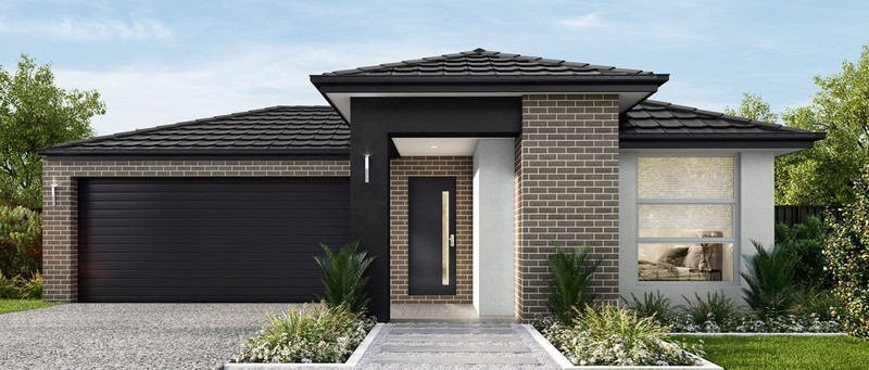 Single storey Tremont 17 House design