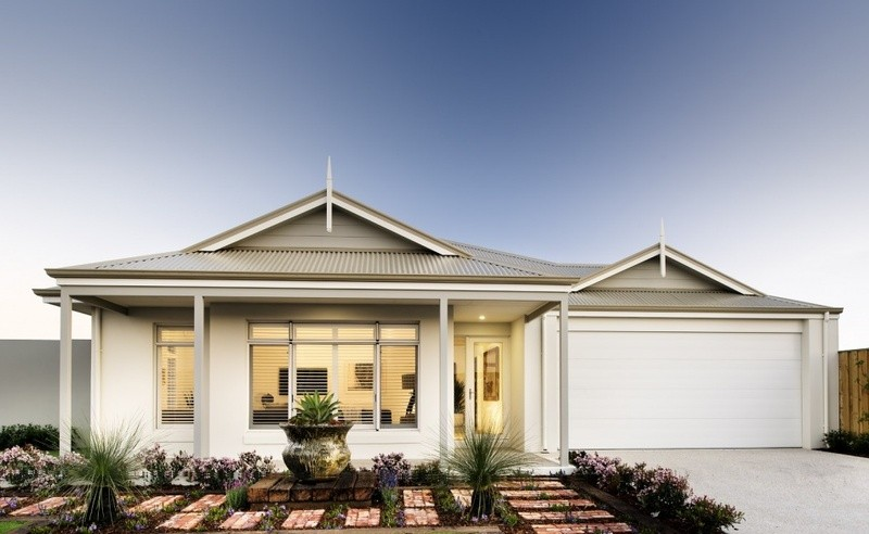 Single storey Jackman House by Celebration Homes