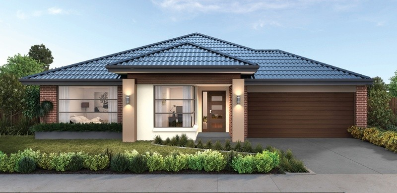 Single storey Aria 25 House by Aston Homes