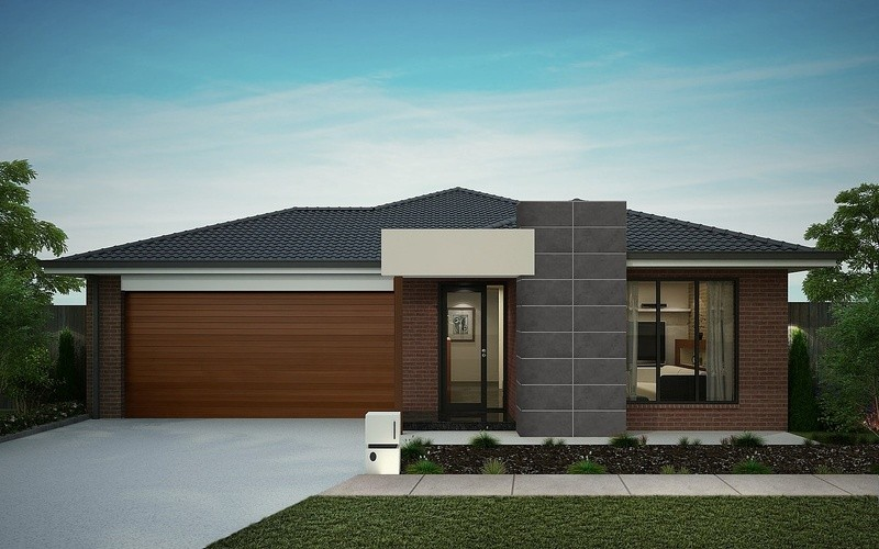 Single storey Lilac 168 House by Omnia Homes