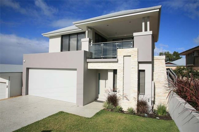 Double storey Melville House by Bellagio Homes
