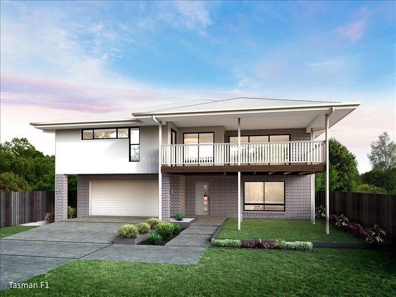 Single storey Tasman 215 - F1 House by Integrity New Homes