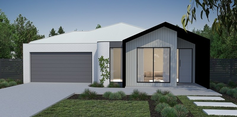 Single storey Mink 02  by Mink Homes