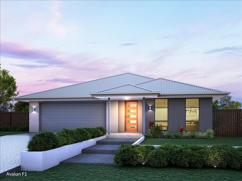 Single storey Avalon 230 - F1 House by Integrity New Homes