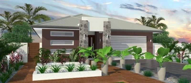 Single storey Baudin 197 House by Jazz Homes