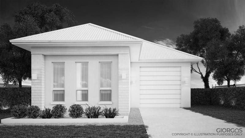 Single storey Pontus House by GIORGOS™
