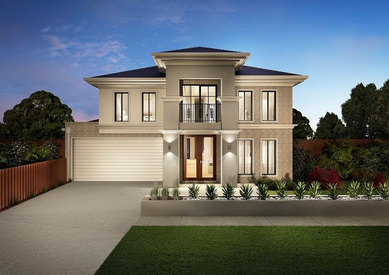 Double storey Vaucluse Deluxe House by Carlisle Homes